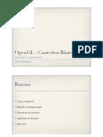 OpenGL Conceitos Basicos