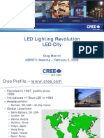 Merritt-LED Lighting Revolution