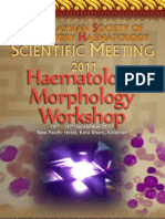 Program Booklet 1st MSLH Scientific Meeting 2011 & Morphology Workshop