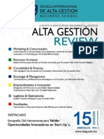 Alta Gestion Review Septiembre 2011