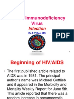 Human Immunodeficiency Virus