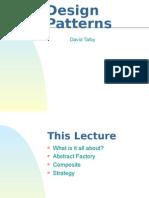 Patterns 1 Intro