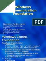 WCF Presentation