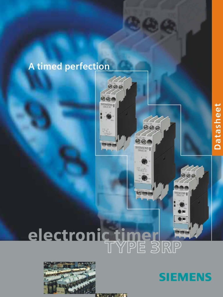 Siemens Timer Catalog   Switch   Timer