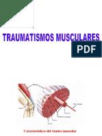 19-10 Traumatismos musculares