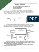 Flip-flop (BIBLIOGRAFIA- APOSTILA DE ANÁLISE DE CIRCUITOS DIGITAIS DO CEFET-PR)