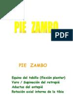 23-11 Clase Pie Zambo