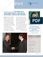 AFHU News Spring 2009