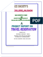 Bus Reservation System Final Report | Internet Information Services