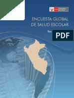 Encuesta Global Escolar Peru 2010