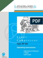 Air Compressor WP400
