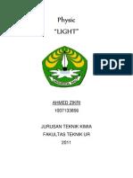 Tugas Fisika Light