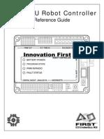 EDU Robot Controller Guide