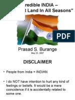 India Presentation 1
