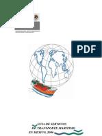 Guía de Servicios de Transporte Marítimo en México