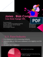 jones blair case study Read this essay on jones blair case analysis come browse our large digital warehouse of free sample essays get the knowledge you need in order to pass your classes and more only at termpaperwarehousecom.