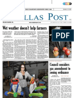 The Dallas Post 10-02-2011