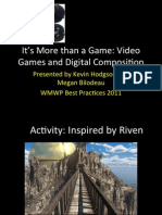 Gaming Presentation PDF