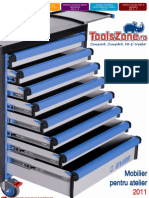 ToolsZone.ro - Mobilier Pentru Atelier 2011