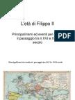 L'età di Filippo II