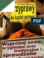 Przyprawy Do Kazdej Potrawy eBook, Darmowe Ebooki, Darmowy PDF, Download