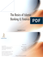 Basic of Islamic Banking and Finance