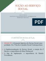 Institucionalizaçao
