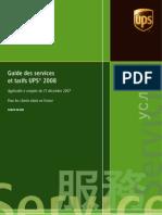 TARIF_UPS