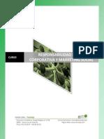 Manual Curso Responsabilidad Social Corporativa y Marketing Social