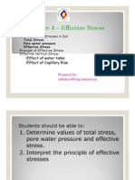 Lecture 4 Effective Stress