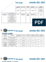 Promotion Des Act 2011-2012 PSG