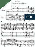 Liszt-Piano Concerto No.1