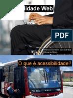 Acessibilidade Web - TcheLinux Caxias Do Sul