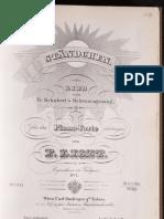 Liszt-Schubert-Ständchen Serenade