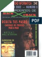 Num03 PC Paso a Paso (Los Cuadernos de Hackxcrack