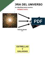 La Historia Del Universo I PARTE