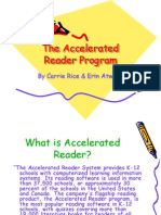 The Accelerated Reader Program Atwood Rice