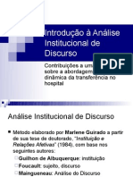 ANÁLISE INSTITUCIONAL DE DISCURSO_1