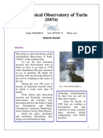 The History of the OATO (POSTER)