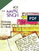 Teachings of Kirpal Singh