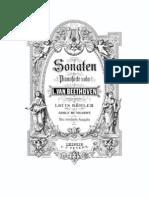Beethoven-Piano Sonate No.1