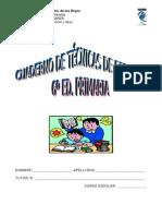 Cuaderno de Tecnicas de Estudio Tercer Ciclo Primaria