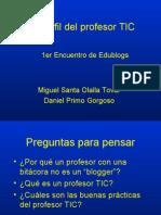 Profesor Tic
