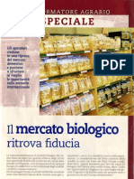Speciale Mercato Biologico_Informatore Agrario 19-25 Gennaio 07
