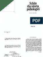Schite Din Istoria Psihologiei[1]