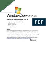 DA Design Dep Guide