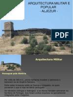 Arquitectura Militar e Popular