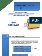 ARCHIVOS I
