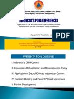 Indonesia PDNA Experiences Rev(1)