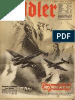 Der Adler - 1941 - Heft 10 (31 S., Scan)